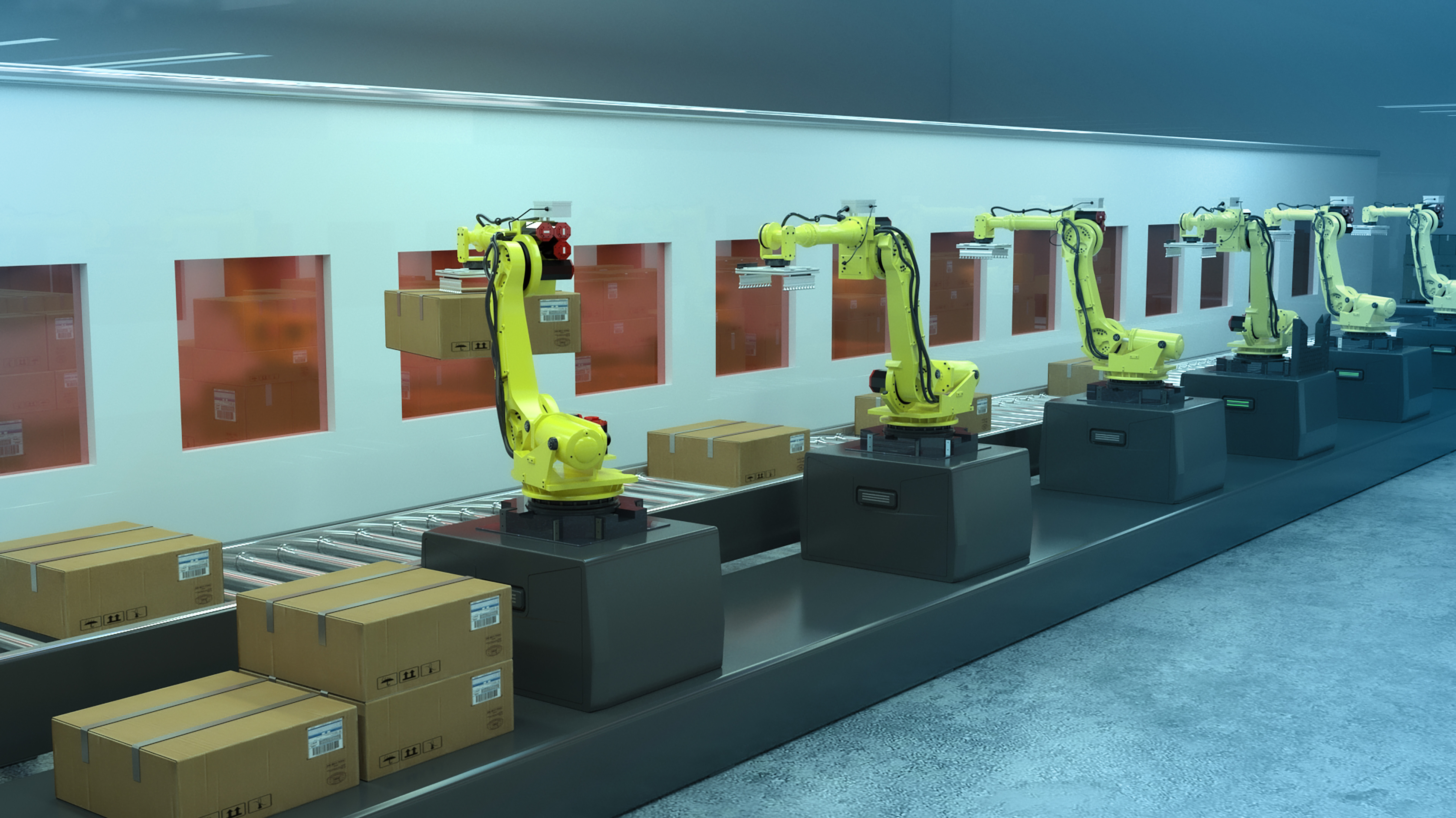 Laser Safety Windows for Manufacturing