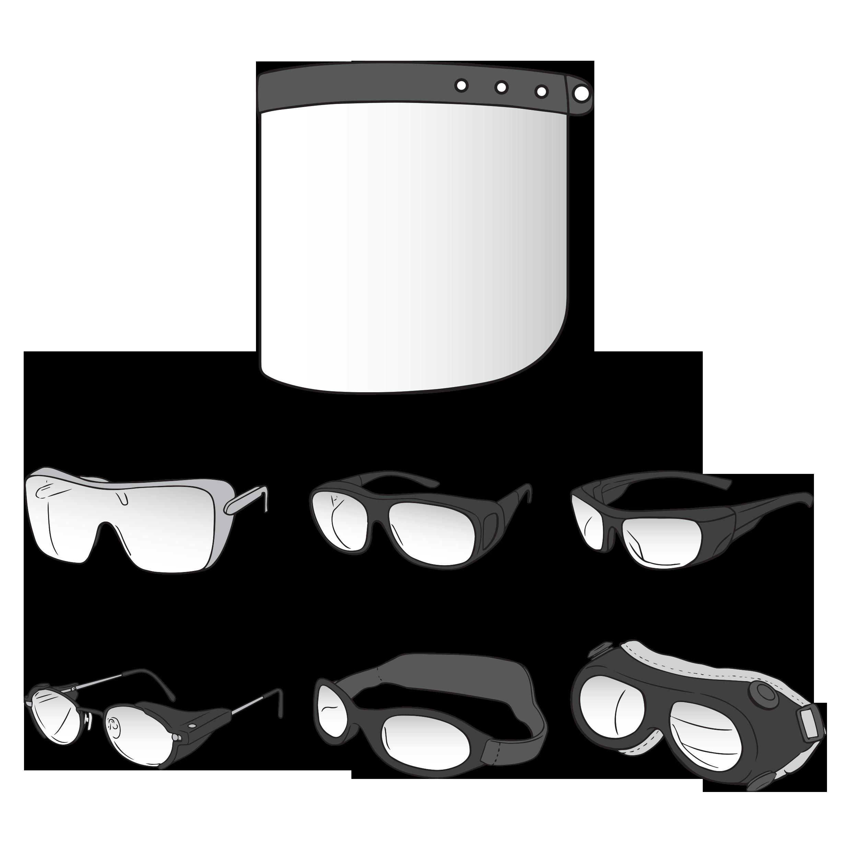 Laser Safety Frame Selection